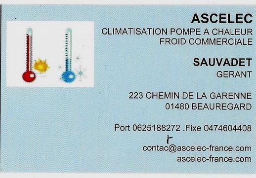 Sponsor ASCELEC