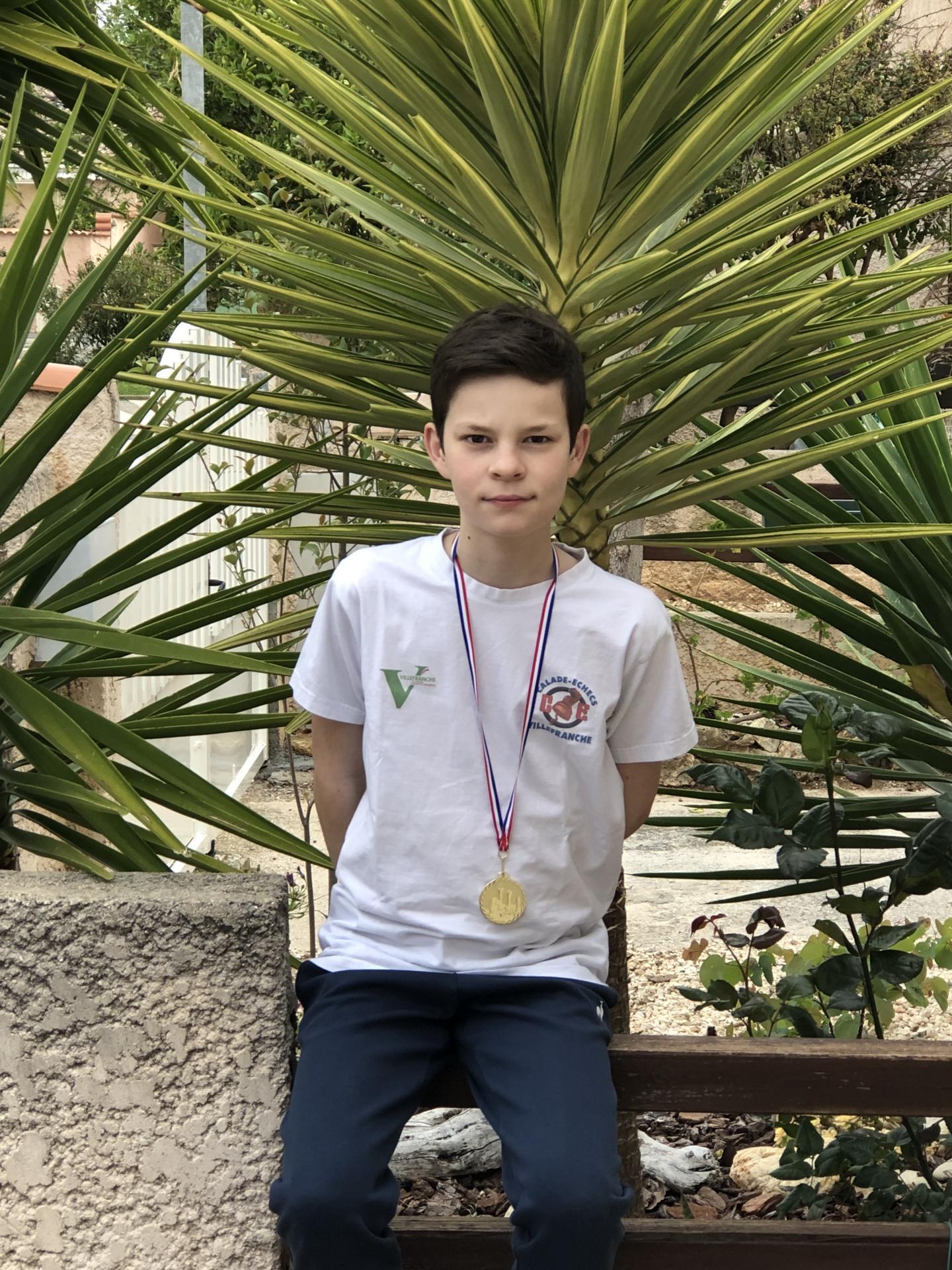Championnat de france jeunes 3