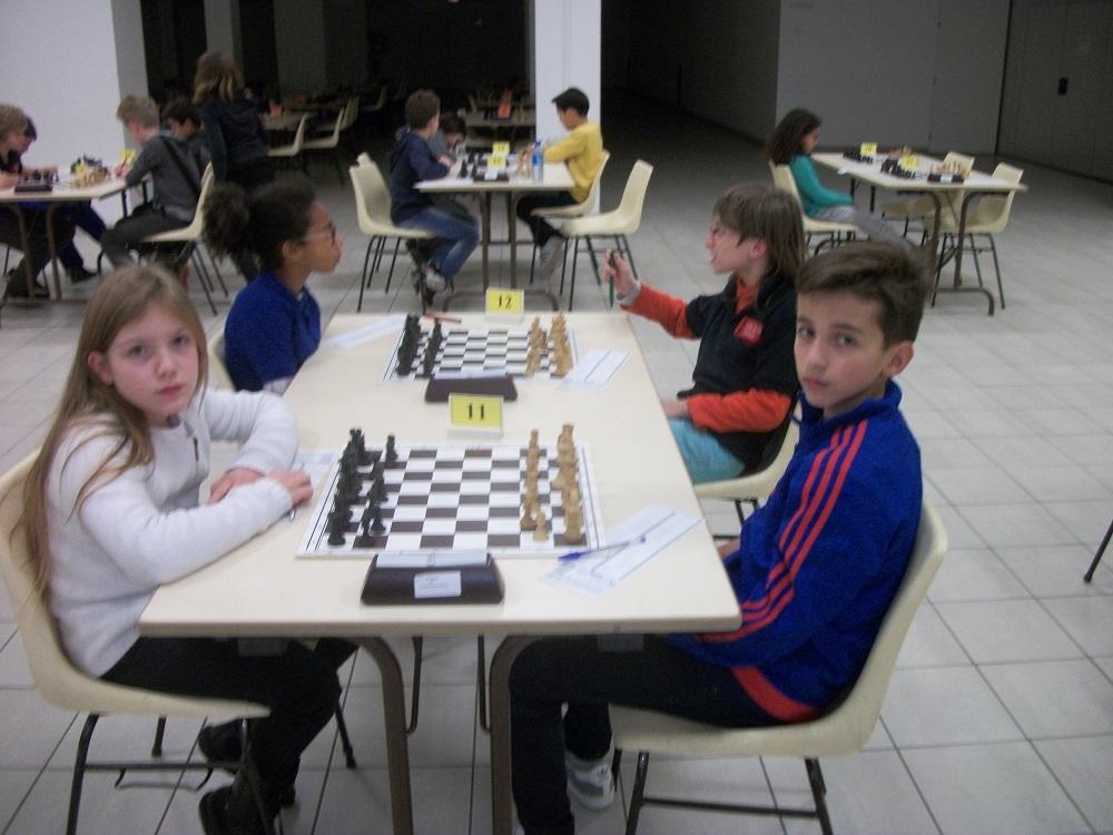 Championnat de ligue jeunes 12