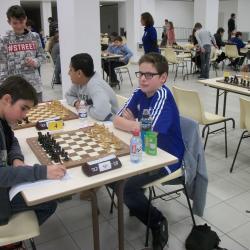 Championnat de ligue jeunes 8