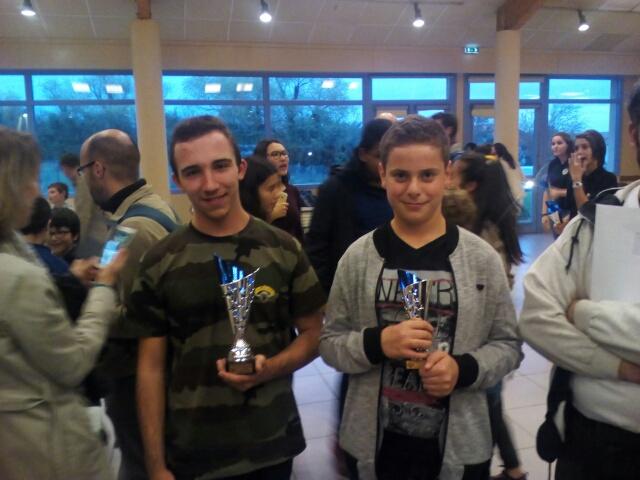 Championnat du rhone jeunes 100