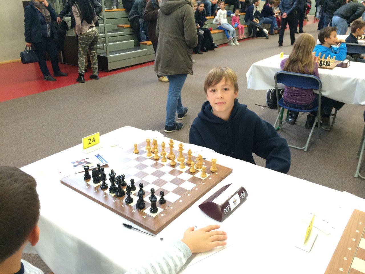 Championnat du rhone jeunes 13
