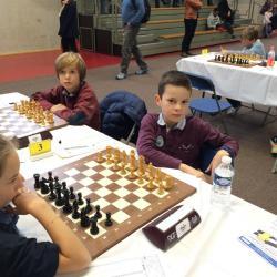 Championnat du rhone jeunes 14
