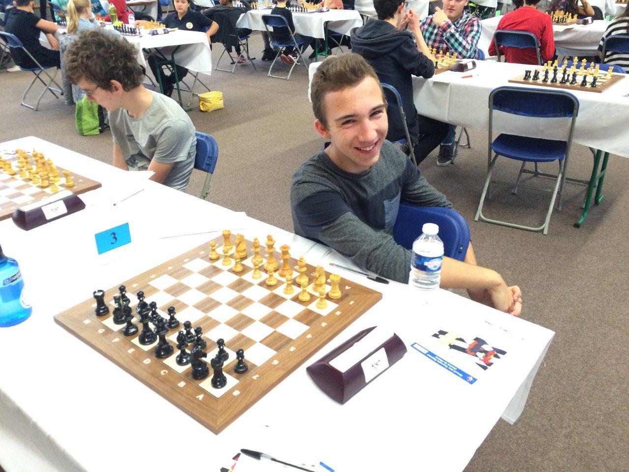 Championnat du rhone jeunes 16