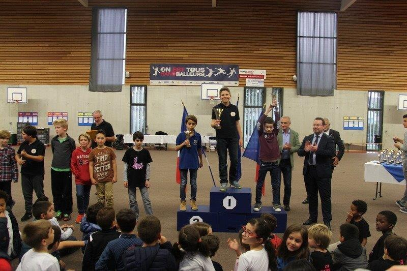 Championnat du rhone jeunes 19