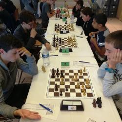 Championnat du rhone jeunes 20