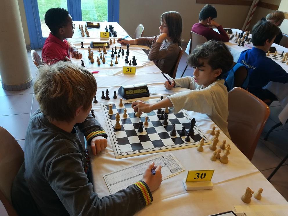 Championnat du rhone jeunes 21