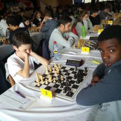Championnat du rhone jeunes 30