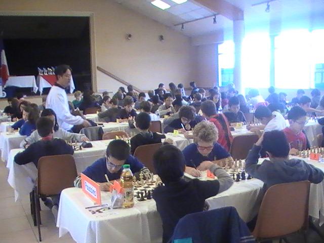 Championnat du rhone jeunes 32