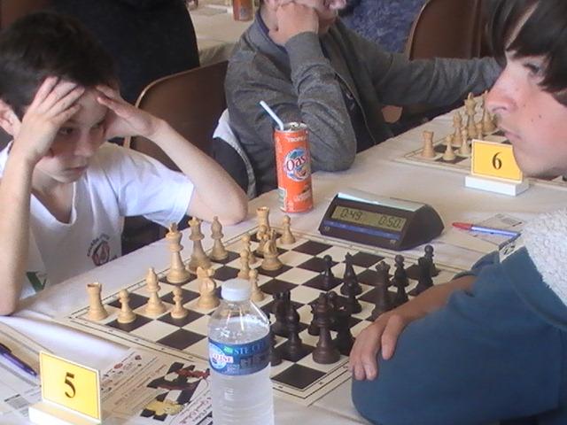 Championnat du rhone jeunes 52