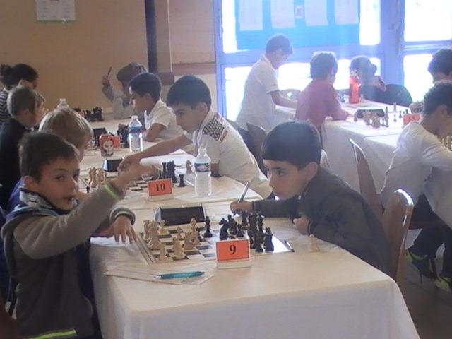 Championnat du rhone jeunes 53