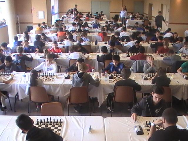 Championnat du rhone jeunes 55