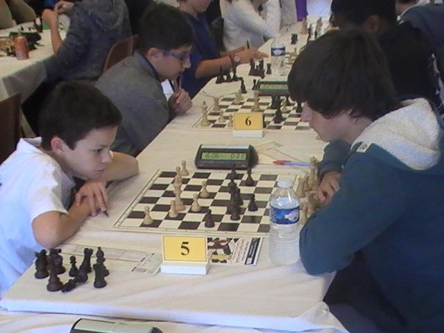 Championnat du rhone jeunes 60