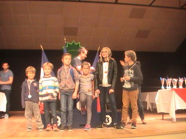 Championnat du rhone jeunes 83