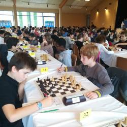 Championnat du rhone jeunes 87