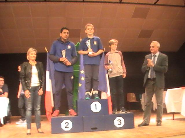Championnat du rhone jeunes 95