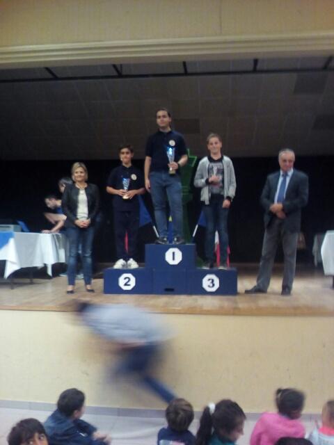 Championnat du rhone jeunes 99