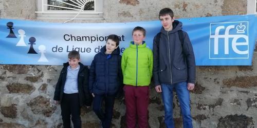 Championnat ligue jeunes 2
