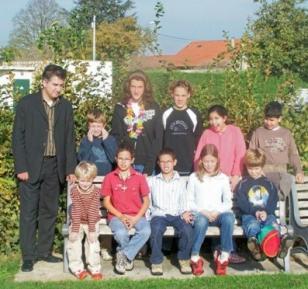Jeunes au championnat du rhone