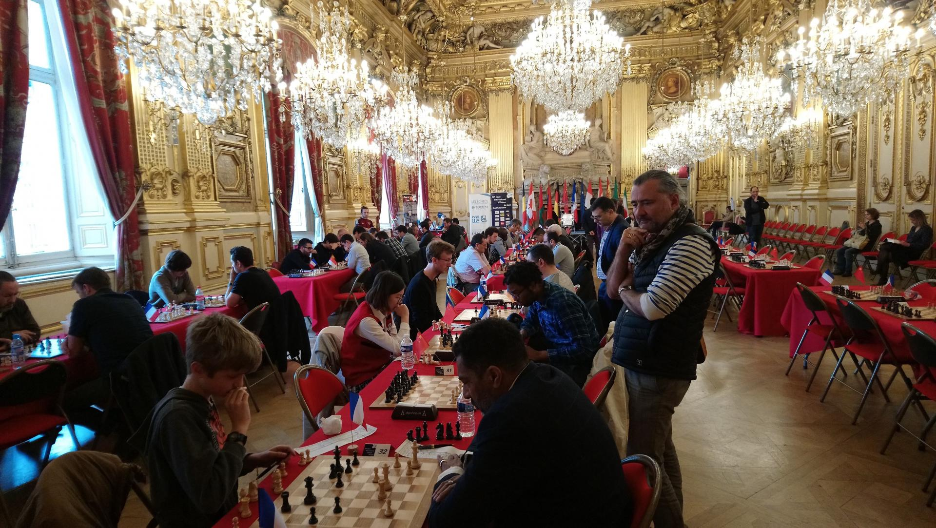 Open international de lyon 2